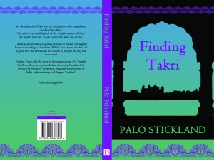 Cover of 'Finding Takri'
